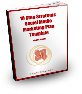 10 Step Strategic Social Media Marketing Plan Template